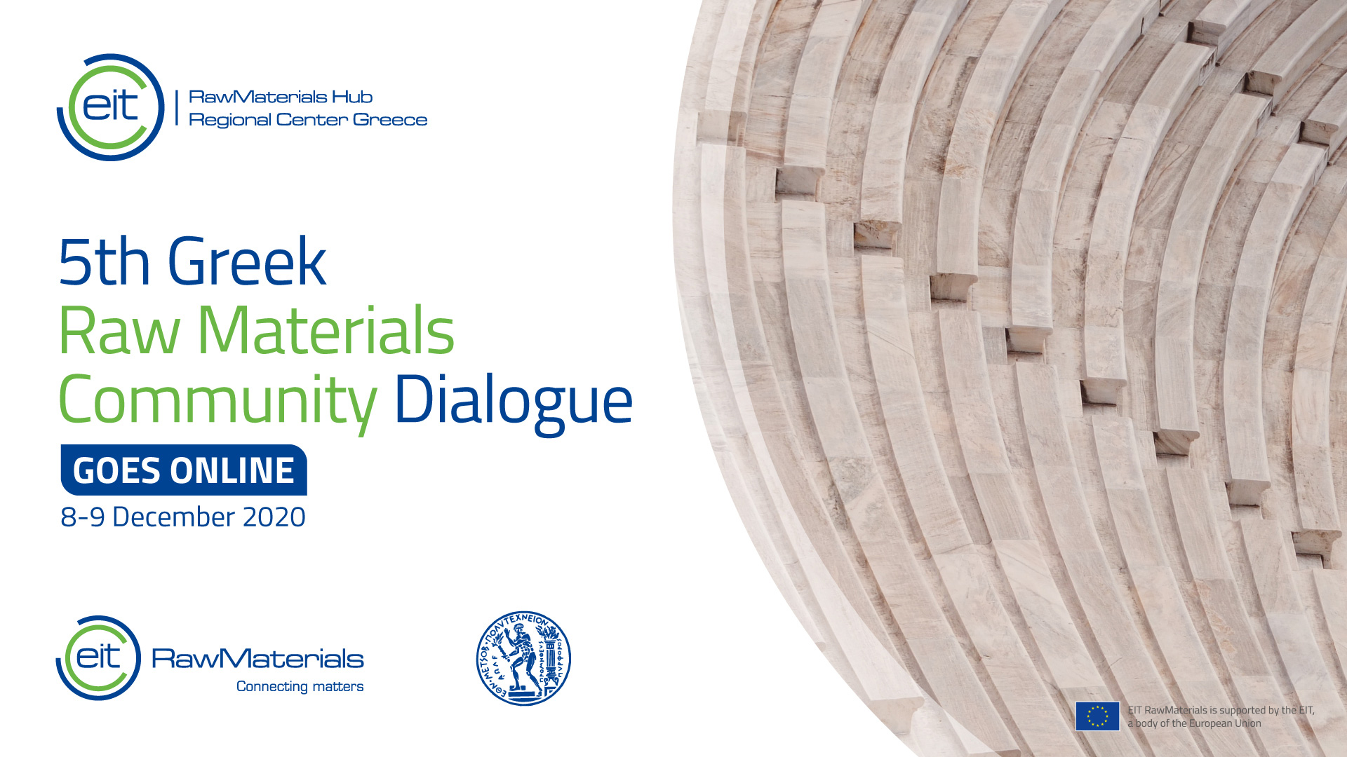 5th Greek Raw Materials Community Dialogue